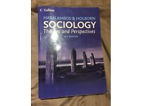 SOCIOLOGY Themes and Perspectives NEVER USED