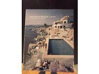 Slim Aarons photos book - Poolside with Slim Aaron's