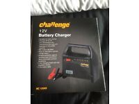 BRAND NEW car battery charger
