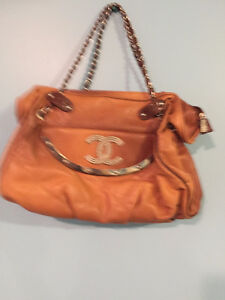 Brand new ladies brown hand bag