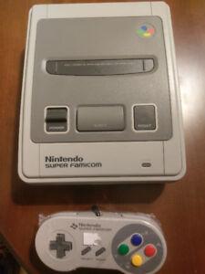 Super Famicom - SNES Nintendo 1CHIP Console