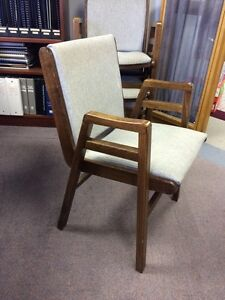 10 chairs
