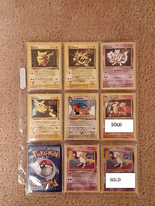 WoTC Black Star Promo Pokemon Set 23/53*[English Set] Incomplete