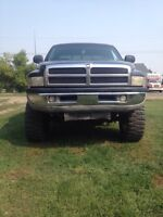 98 Lifted Dodge
