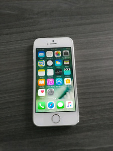 Iphone 5s argent, Telus / koodo / public mobile