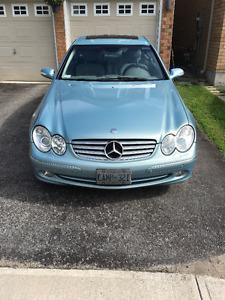 2003 Mercedes-Benz CLK-Class Coupe (2 door)