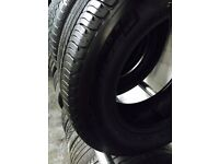 New & Part Worn Tyres From £15