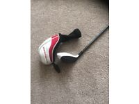 TaylorMade TP hybrid 19 degrees Stiff Speeder Shaft