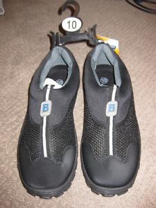 NEW Men's Aqua Moc Water Shoes