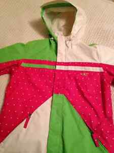 O'NEILL Snowboarding Coat girls size 10/12 (MEDIUM)