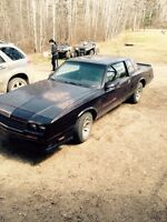 1986 Monte Carlo SS very clean