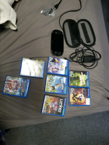 Selling ps vita lot or separate