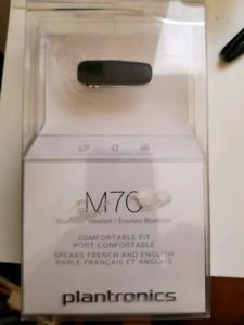 Plantronics M70 Bluetooth headset BNIB