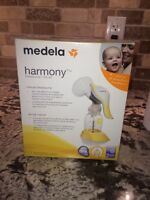 Medela harmony breast pump