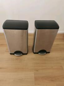 1 Simple Human pedal bin