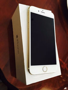 iPhone 6 Factory unlocked - comes with box - great condition!!
