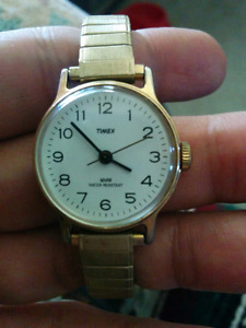 Womans timex watch