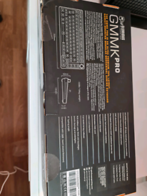 Brand new Glorious GMMK Pro Black slate US ansi
