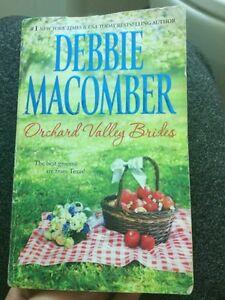 Debbie macomber orchard valley brides