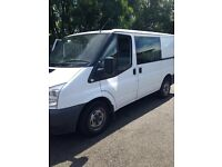 Ford transit 10 plate 85 ps