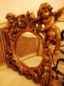 Ornate style mirrors