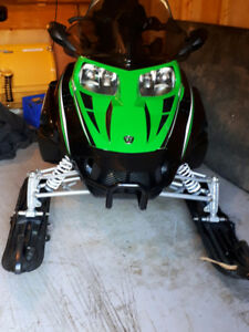 2012 Z1 Arctic Cat Bear Cat