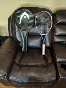 Head Tennis Racquet and Sleeve
