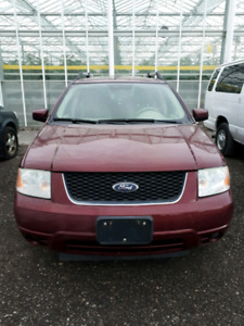 2006 FORD FREESTYLE LIMITED SAFETIED AND E TESTED