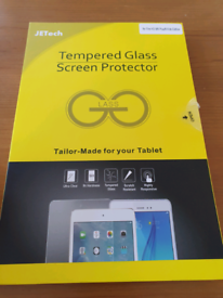 Kindle fire HD 8 tempered glass screen protector