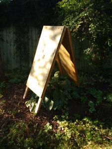 A-Frame Plant Protectors