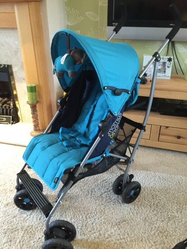 Mamas And Papas Blue Swirl Stroller In Swindon