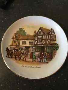 Collector plate - old coach house bristol
