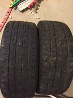 2 Contipro Contact 235/45 R 19