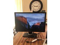 """Dell U2412MB Ultrasharp Monitor 24"""" Hi Res Widescreen Gaming 1920x1200 TFT"""