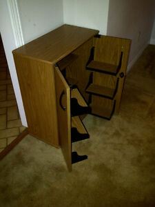 Small Cabinet with Door Lock Kitchener / Waterloo Kitchener Area image 2