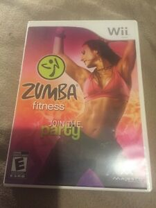 Zumba Fitness Game for Wii