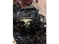 Audi engine 2.0 tdi 140 Bhp
