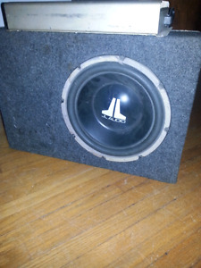 JL audio subs and Sony amp