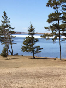 Waterfront Lot for Sale- On Covehead Bay (Eagles Path)