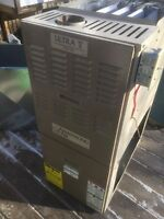 Armstrong natural gas furnace 80% (2000)