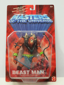 Masters of the Universe 200x figures new on card