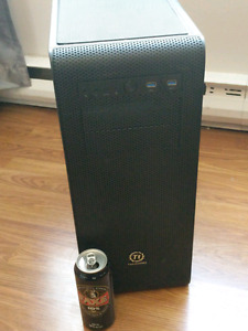 Unused Thermaltake large tower perfect condition