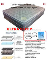 Brand New Queen Mattress From $169.99 -free dlivery