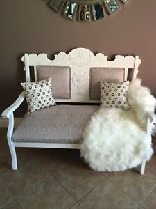 Restyled Antique bench