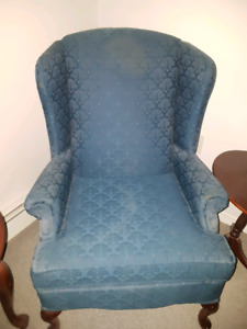 MUST SELL!!!!! 2 wingback chairs