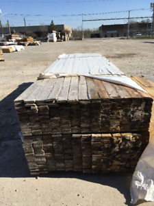 1x4x14 Spruce Board PILES - LUMBER CLEAROUT