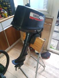 Yamaha 4hp 2-Stroke outboard engine 4AC