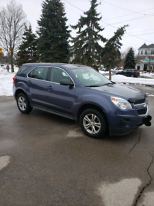 2013 Chevy Equinox LS 33000 KM excellent condition!!!