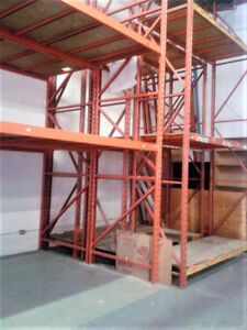 Looking For Used Redi-Rack Pallet Racking