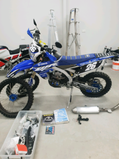 2016 YAMAHA WR450F PRICE DROP!! Adelaide CBD Adelaide City Preview